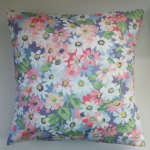 "Cushion Cover in Cath Kidston Painted Daisies Blue Spot 14"" 16"" 18"" 20"""